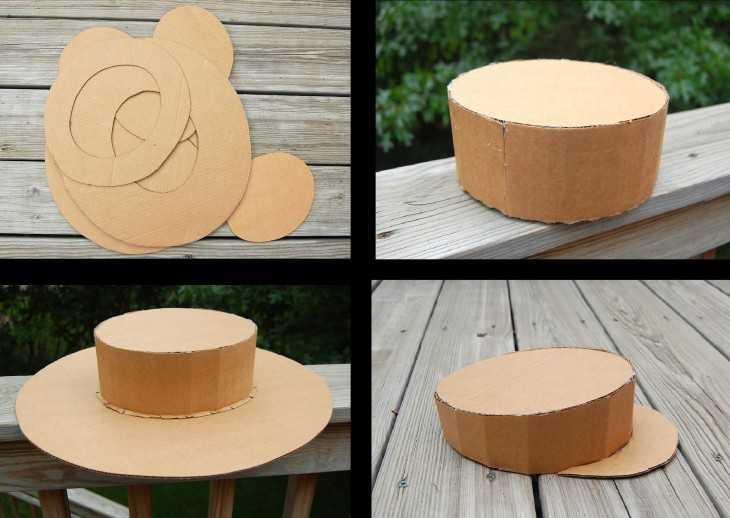 Поделки из коробок - 79 фото идей создания игрушек и украшений