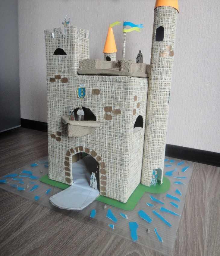 Изготовить замок своими руками