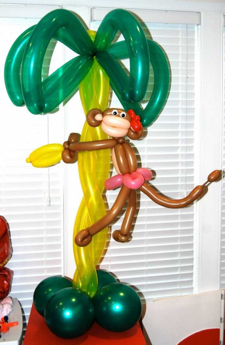 Машинка из шаров своими руками фото 527