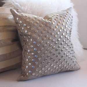 Как сшить декоративную подушку своими руками фото 338