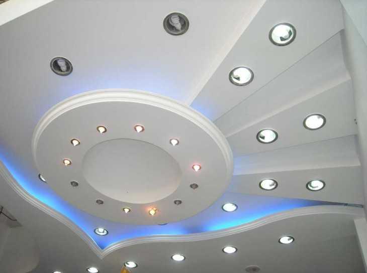 Пошаговая инструкция многоуровневого потолка своими руками 92