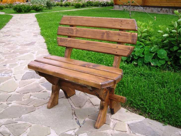 Дачная скамейка своими руками фото 88