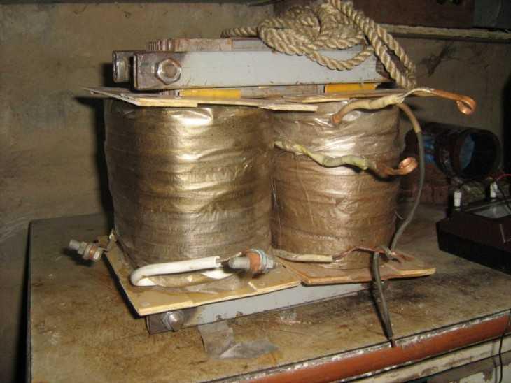 Изготовление самодельных сварочных 162