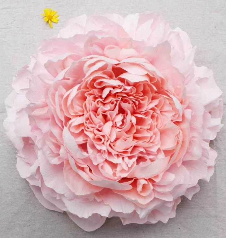 Цветы из бумаги своими руками (76 фото шаг за шагом как) 28