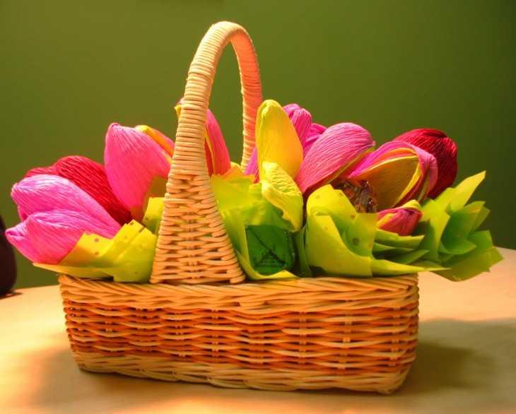 Цветы из бумаги своими руками (76 фото): шаг за шагом как делается бумажный цветок