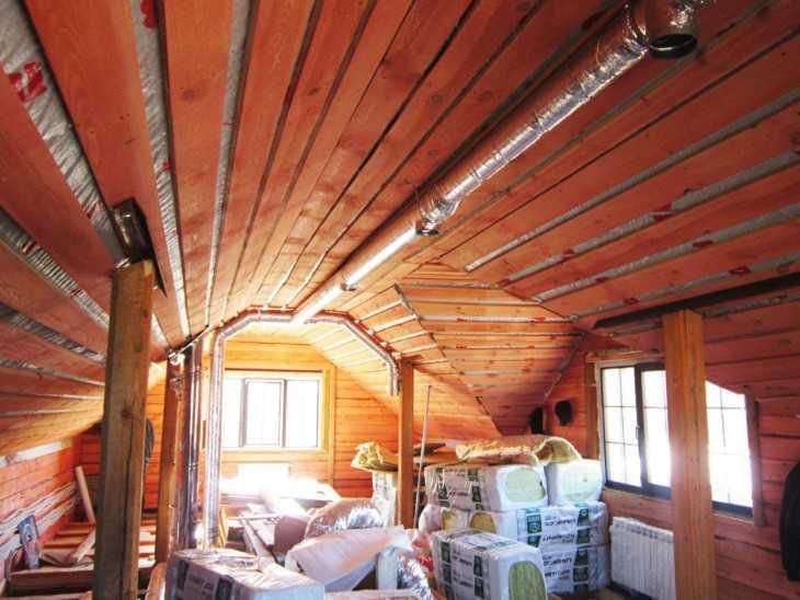 Вентиляция в частном деревянном доме своими руками 475