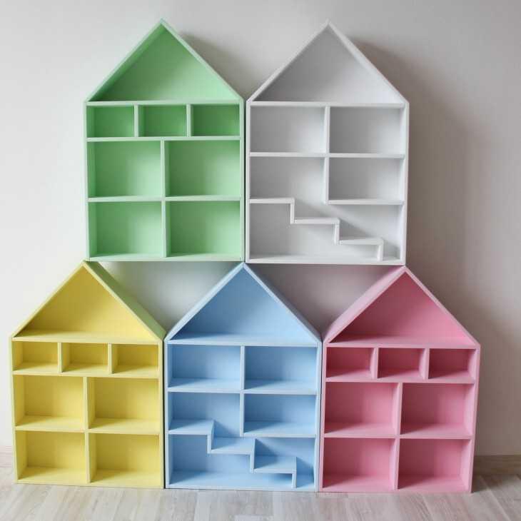 Кукольный домик схема с размерами фото 336
