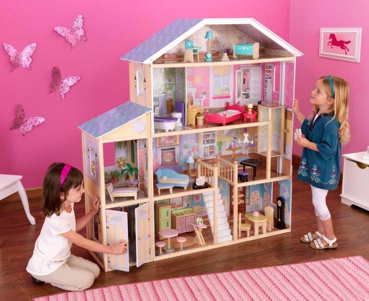 Кукольный домик подарок