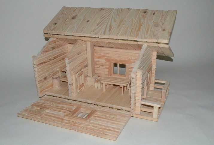 Как сделать игрушечный дом фото 479