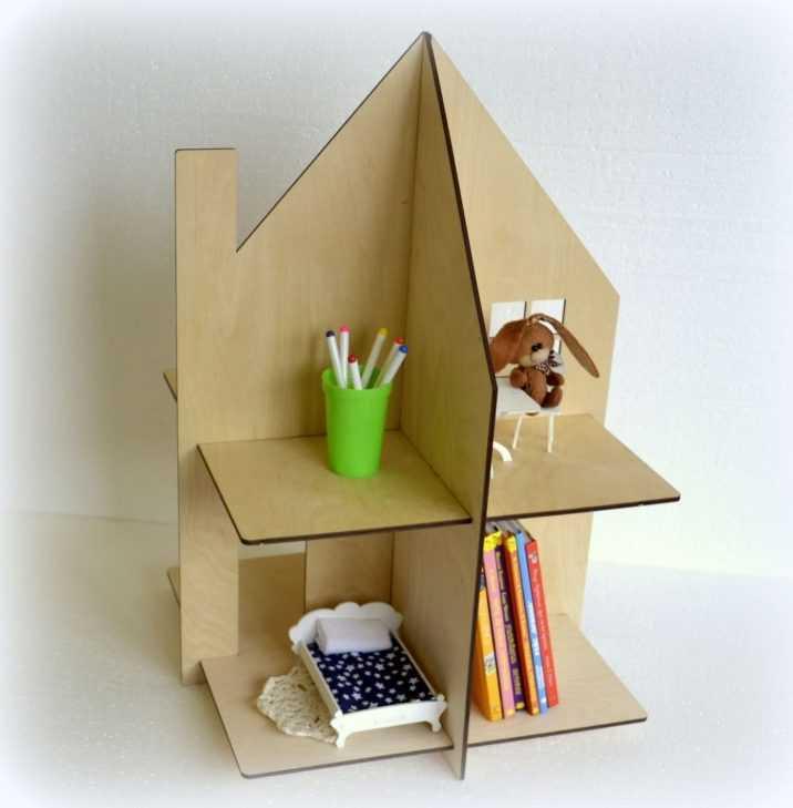 Домик из картона для детей своими руками шаблоны фото 322