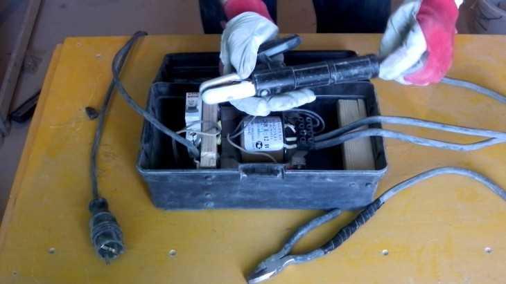 Сварочный аппарат сделан своими руками 193