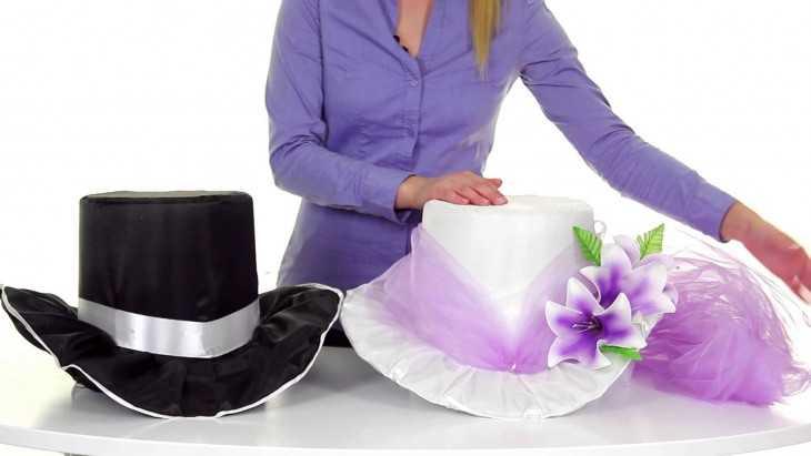 Изготовление шляп своими руками фото 262
